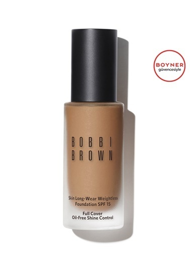 Bobbi Brown Bobbi Brown Skin Long-Wear Weightless Foundation SPF15 Golden Honey Fondöten Renksiz